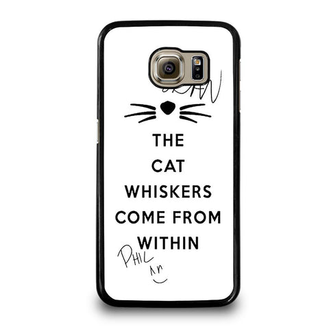 THE-WHISKERS-DAN-AND-PHIL-samsung-galaxy-S6-case-cover