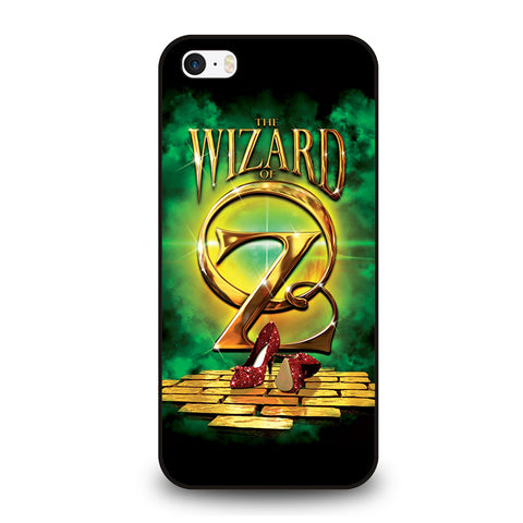 THE-WIZARD-OF-OZ-ART-iphone-se-case-cover