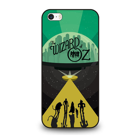 THE-WIZARD-OF-OZ-JOURNEY-iphone-se-case-cover