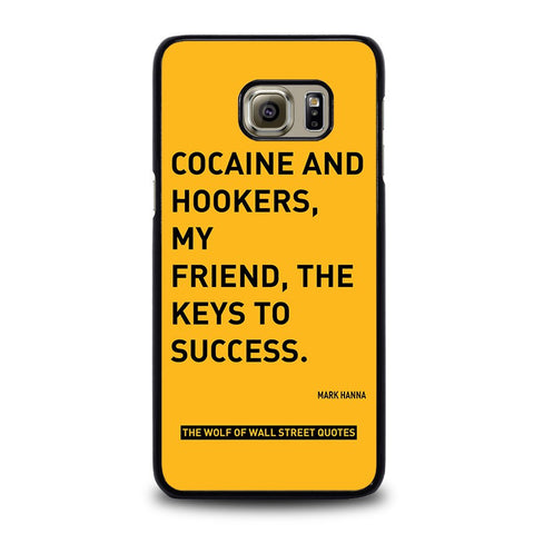 THE-WOLF-OF-WALL-STREET-QUOTES-samsung-galaxy-s6-edge-plus-case-cover