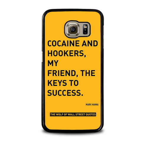 THE-WOLF-OF-WALL-STREET-QUOTES-samsung-galaxy-s6-case-cover