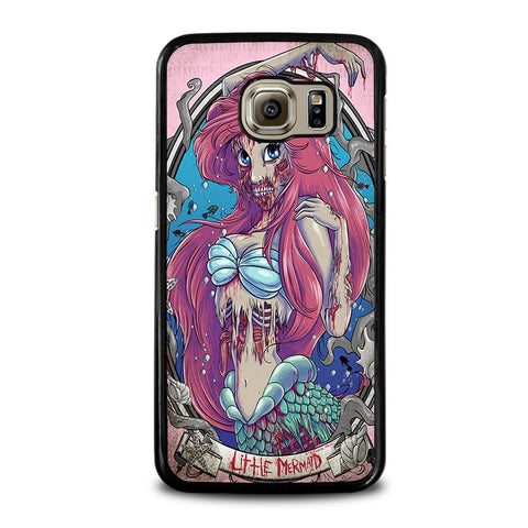 THE-ZOMBIE-MERMAID-PRINCESS-Disney-samsung-galaxy-s6-case-cover