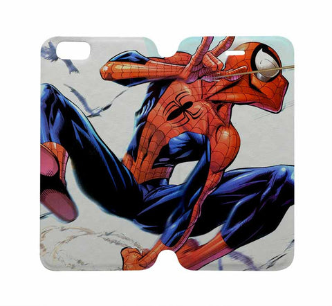 the-amazing-spiderman-marvel-case-wallet-iphone-4-4s-5-5s-5c-6-plus-samsung-galaxy-s4-s5-s6-edge-note-3-4