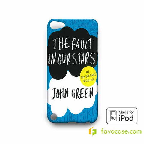 THE FAULT IN THE STAR  iPod Touch 4 5 6 Case