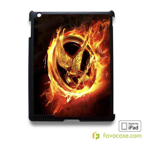 THE HUNGER GAMES iPad 2 3 4 5 Air Mini Case Cover