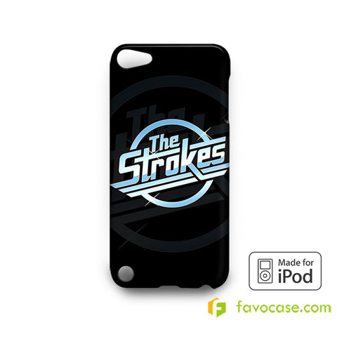 THE STROKES Band  iPod Touch 4 5 6 Case