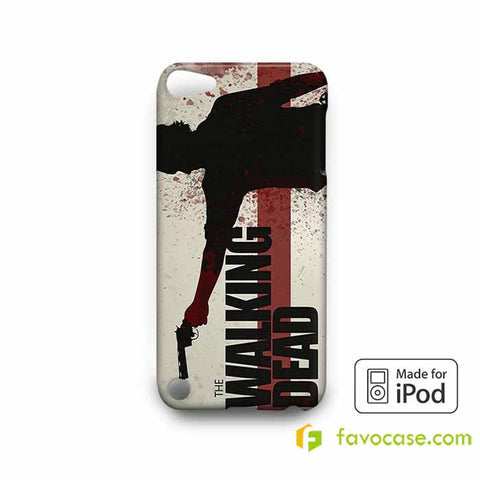 THE WALKING DEAD  iPod Touch 4 5 6 Case