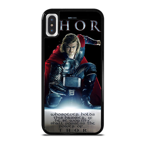 THOR-MARVEL-iphone-x-case-cover