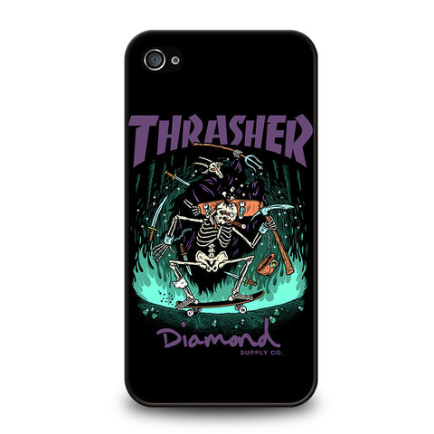 THRASHER DIAMOND SUPPLY CO-iphone-4-4s-case-cover