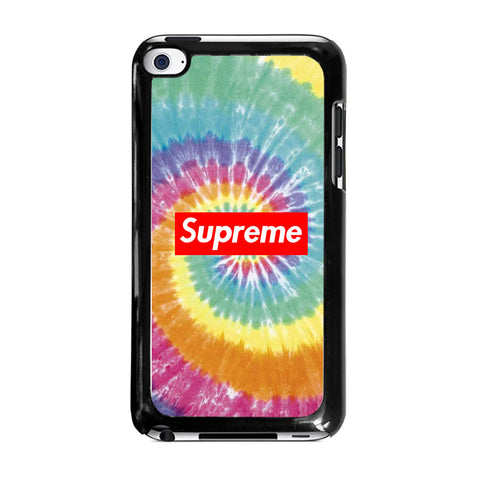 TIE DYE SUPREMEipod-touch-4-case-cover