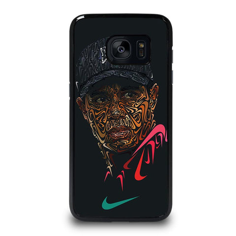 TIGER-WOODS-NIKE-PORTRAIT-samsung-galaxy-S7-edge-case-cover