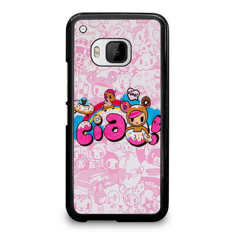 TOKIDOKI-DONUTELLA-UNICORNO-CIAO-HTC-One-M9-Case-Cover
