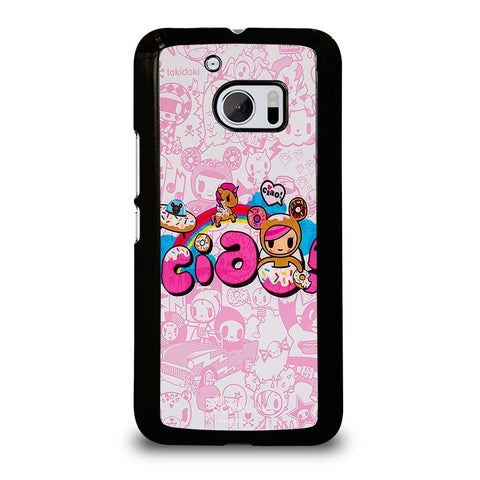 TOKIDOKI-DONUTELLA-UNICORNO-CIAO-HTC-One-M10-Case-Cover