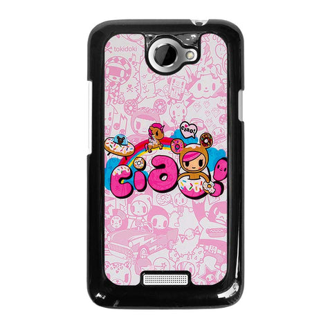 TOKIDOKI-DONUTELLA-UNICORNO-CIAO-HTC-One-X-Case-Cover
