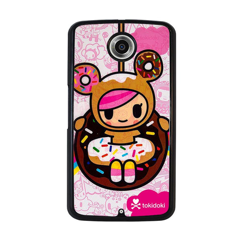 TOKIDOKI-DONUTELLA-nexus-6-case-cover