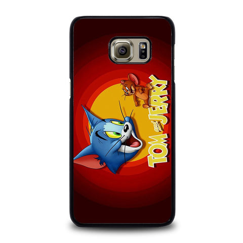 TOM-AND-JERRY-Logo-samsung-galaxy-s6-edge-plus-case-cover