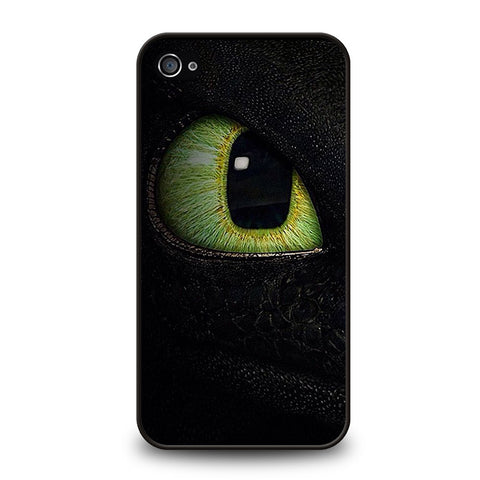 TOOTHLESS DRAGON EYE-iphone-4-4s-case-cover