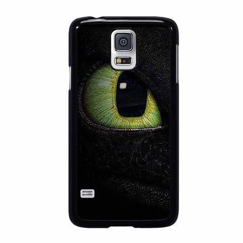 TOOTHLESS DRAGON EYE-samsung-galaxy-S5-case-cover