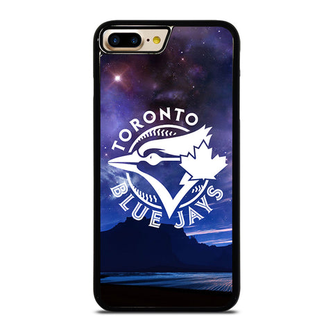 TORONTO BLUE JAYS NEBULA iPhone 4/4S 5/5S/SE 5C 6/6S 7 8 Plus X Case - Best Custom Phone Cover Design