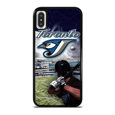 TORONTO-BLUE-JAYS-iphone-x-case-cover