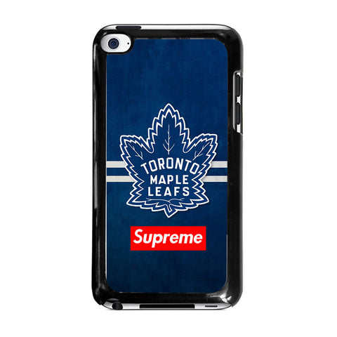 TORONTO MAPLE LEAFS SUPREMEipod-touch-4-case-cover