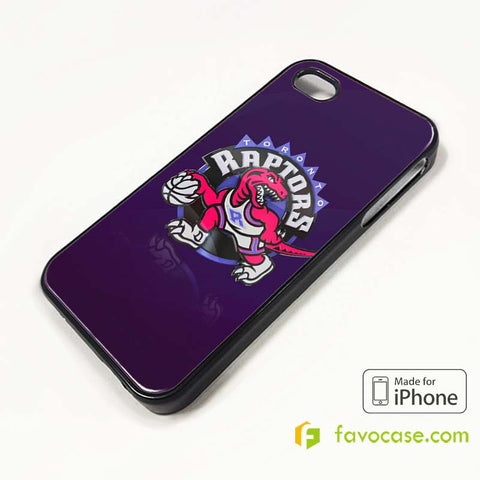 TORONTO RAPTORS iPhone 4/4S 5/5S/SE 5C 6/6S 7 8 Plus X Case Cover