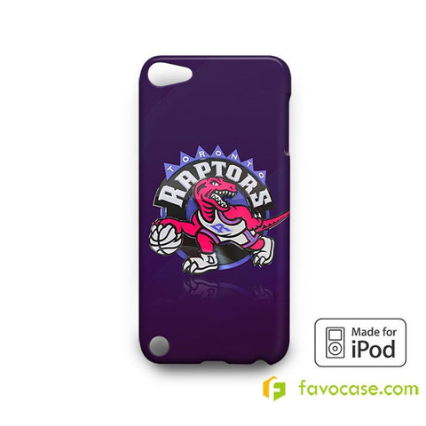 TORONTO RAPTORS  iPod Touch 4 5 6 Case