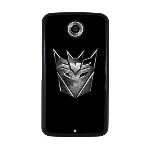TRANSFORMERS-DECEPTICONS-nexus-6-case-cover