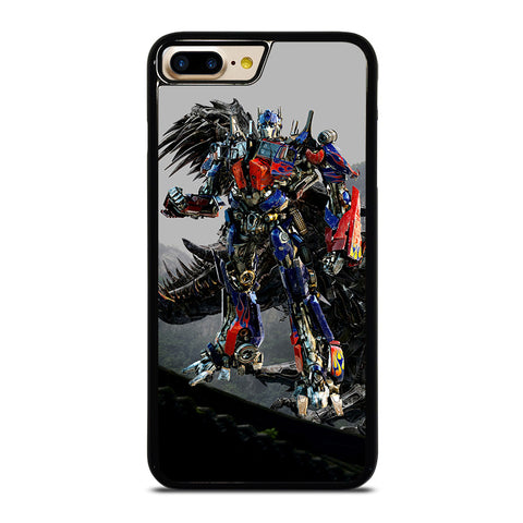 TRANSFORMERS OPTIMUS PRIME iPhone 4/4S 5/5S/SE 5C 6/6S 7 8 Plus X Case - Best Custom Phone Cover Design