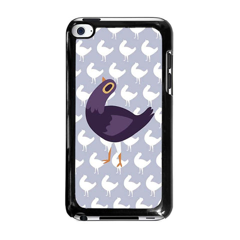 TRASH-DOVE-BIRD-ipod-touch-4-case-cover