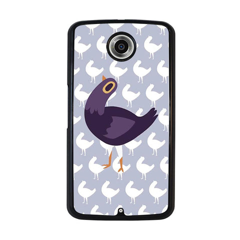 TRASH-DOVE-BIRD-nexus-6-case-cover