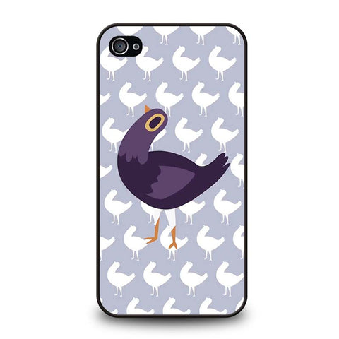 TRASH-DOVE-BIRD-iphone-4-4s-case-cover