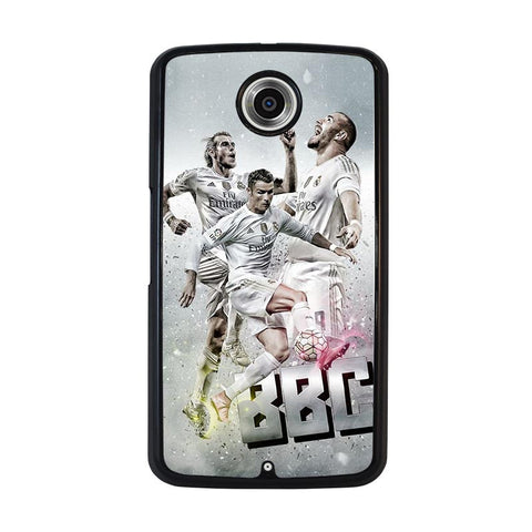 TRIO-BBC-REAL-MADRID-nexus-6-case-cover