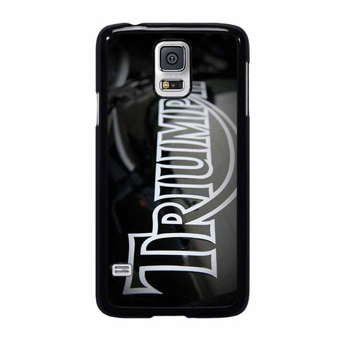 TRIUMPH MOTORCYCLE EMBLEM-samsung-galaxy-S5-case-cover
