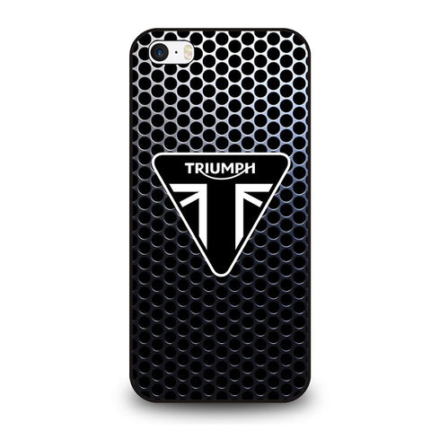 TRIUMPH-MOTORCYCLE-LOGO-iphone-se-case-cover
