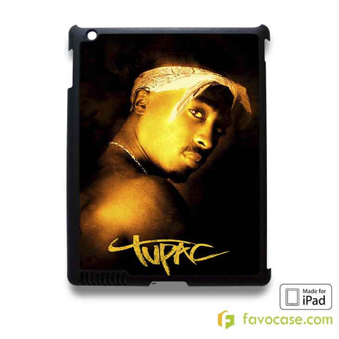 TUPAC SHAKUR 2 Pac iPad 2 3 4 5 Air Mini Case Cover
