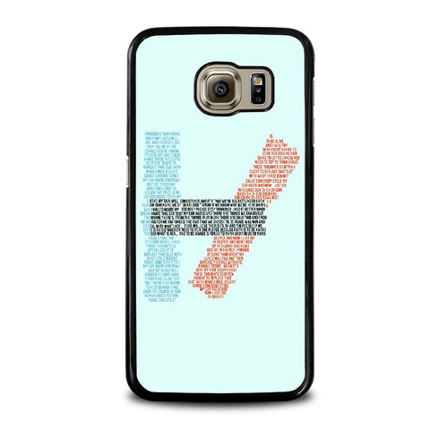 TWENTY-ONE-PILOTS-CAR-RADIO-samsung-galaxy-s6-case-cover