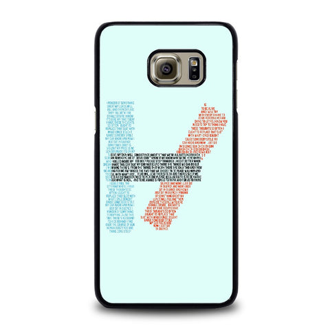 TWENTY-ONE-PILOTS-CAR-RADIO-samsung-galaxy-s6-edge-plus-case-cover