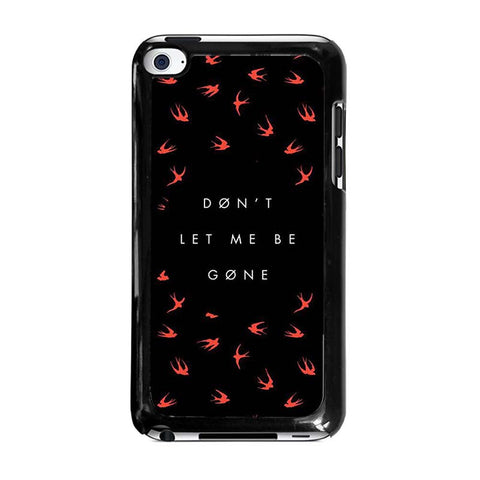 TWENTY-ONE-PILOTS-DONT-LET-ME-BE-GONE-ipod-touch-4-case-cover