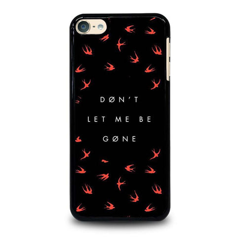 TWENTY-ONE-PILOTS-DONT-LET-ME-BE-GONE-ipod-touch-6-case-cover