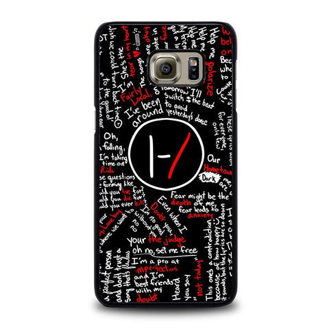 TWENTY-ONE-PILOTS-LYRICS-samsung-galaxy-s6-edge-plus-case-cover