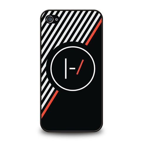 TWENTY ONE PILOTS POSTER-iphone-4-4s-case-cover