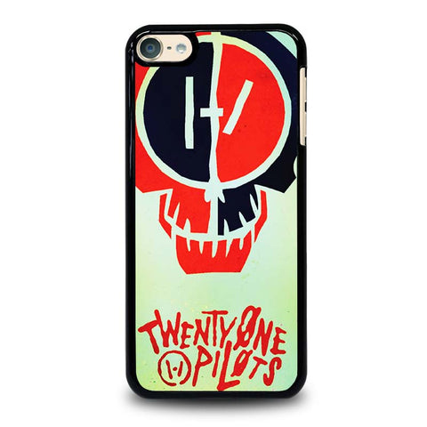 TWENTY-ONE-PILOTS-SKULL-ipod-touch-6-case-cover