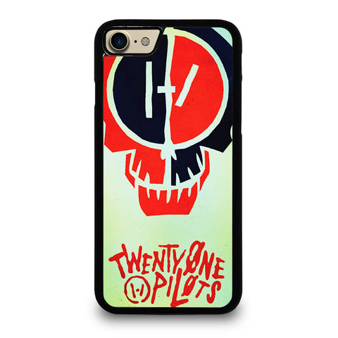 TWENTY-ONE-PILOTS-SKULL-iphone-7-plus-case-cover