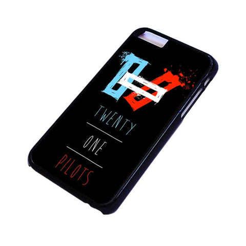 TWENTY ONE PILOTS SYMBOL iPhone 4/4S 5/5S/SE 5C 6/6S 7 8 Plus X Case Cover