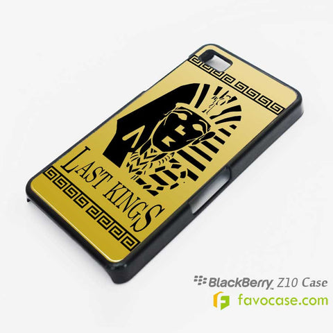 TYGA Last Kings Young Money Blackberry Z10 Q10 Case Cover