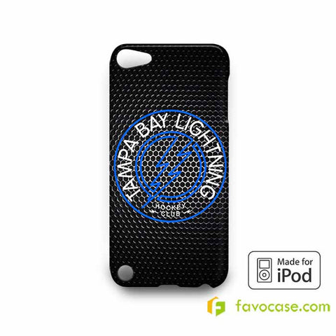 TAMPA BAY LIGHTING  iPod Touch 4 5 6 Case
