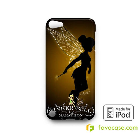 Tinker Bell  iPod Touch 4 5 6 Case