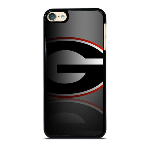 UGA GEORGIA BULLDOGS SYMBOL-ipod-touch-6-case-cover