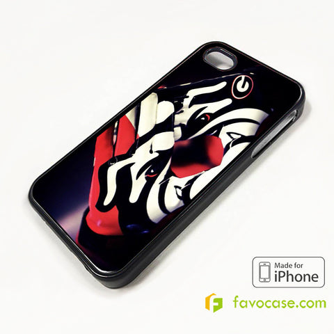 UGA GEORGIA BULLDOGS COLLEGE FOOTBALL iPhone 4/4S 5/5S/SE 5C 6/6S 7 8 Plus X Case Cover
